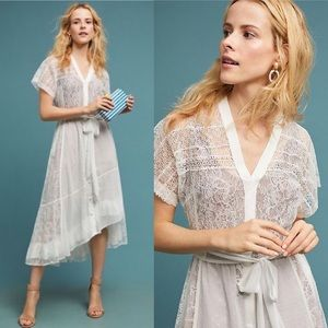 NWT Beguile by Byron Lars Katalina Midi Dress